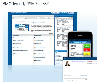 What's New BMC Remedy ITSM 8